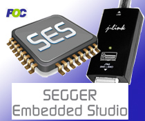 segger-embedded-studio-vs Atollic TureStudio